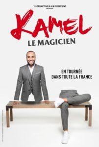 Kamel le magicien Nantes