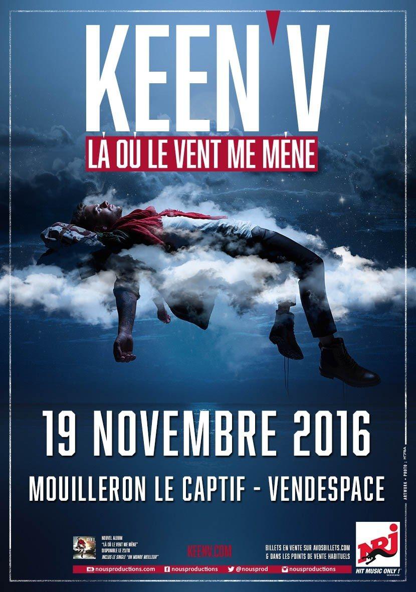 Keen V Mouilleron-le-Captif