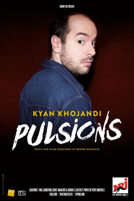 Kyan Khojandi Pulsions Nantes