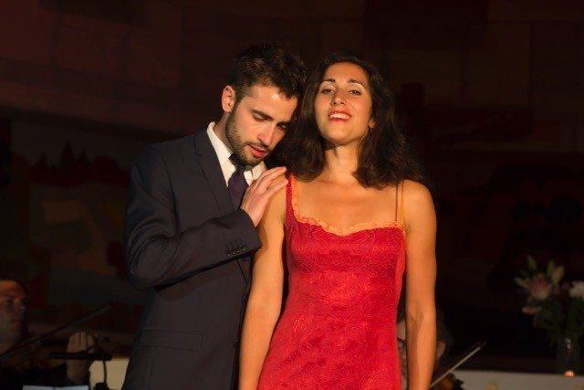 Opera Passion concert de l'Ensemble Paris Opera Mesquer