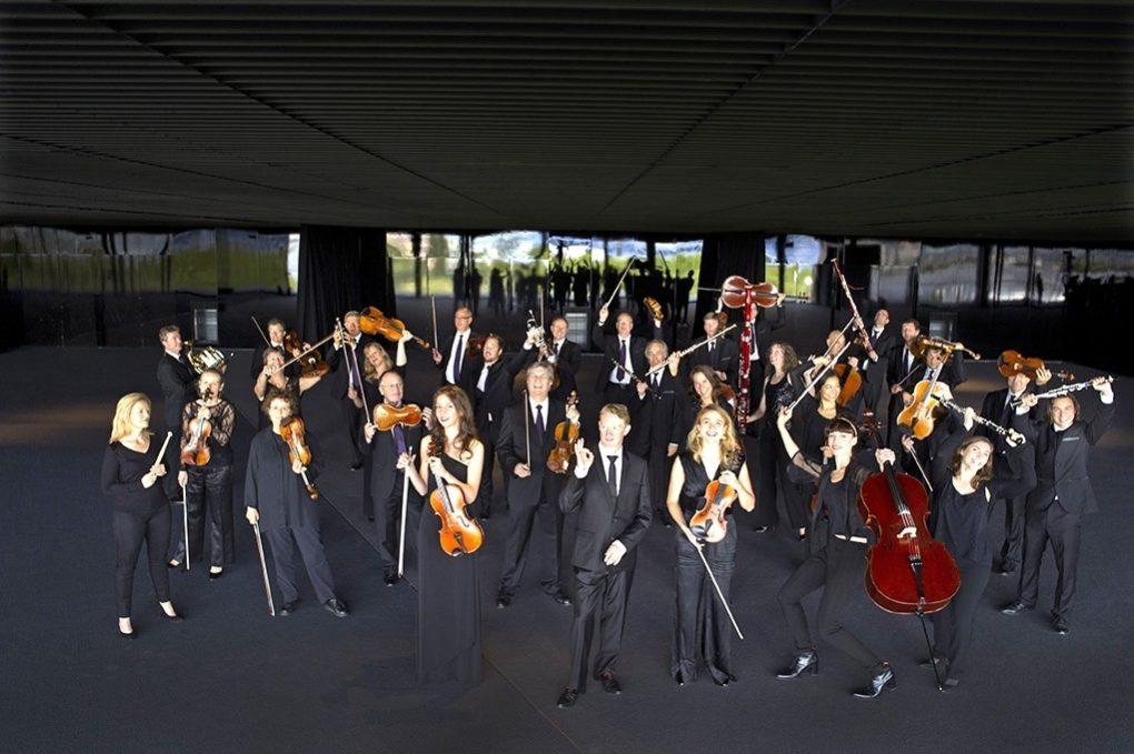 L'orchestre de chambre de Paris Mortagne-au-Perche