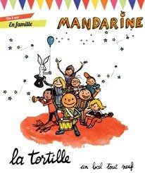La Tortille Mandarine spectacle jeune public Regnéville-sur-Mer
