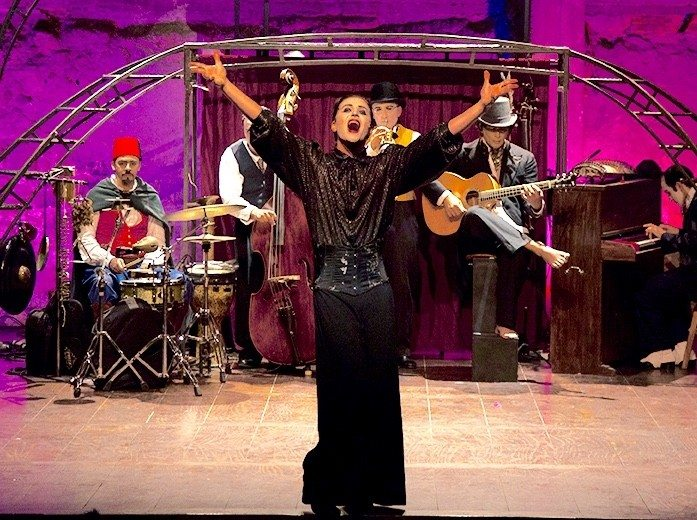 Le Cabaret Blanche Noirmoutier-en-l'Île
