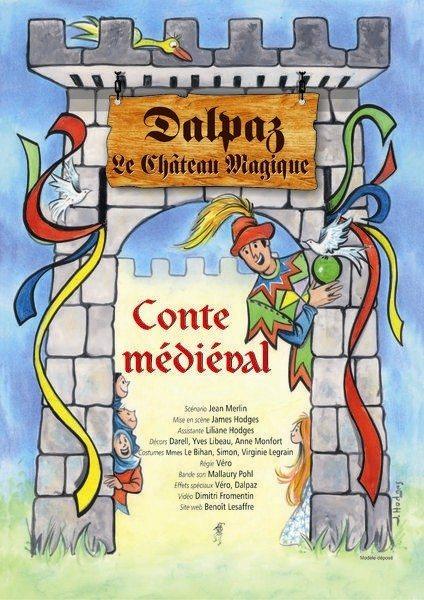 Le château magique Dalpaz Nantes