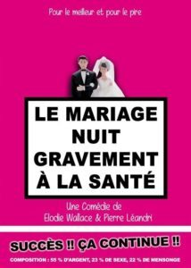 Le mariage nuit gravement à la santé Nantes