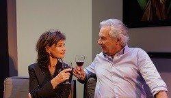 Le Mensonge avec Pierre Arditi et Evelyne Bouix Carquefou