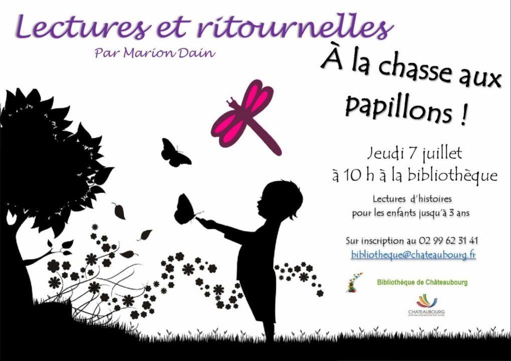 Lectures et ritournelles Châteaubourg