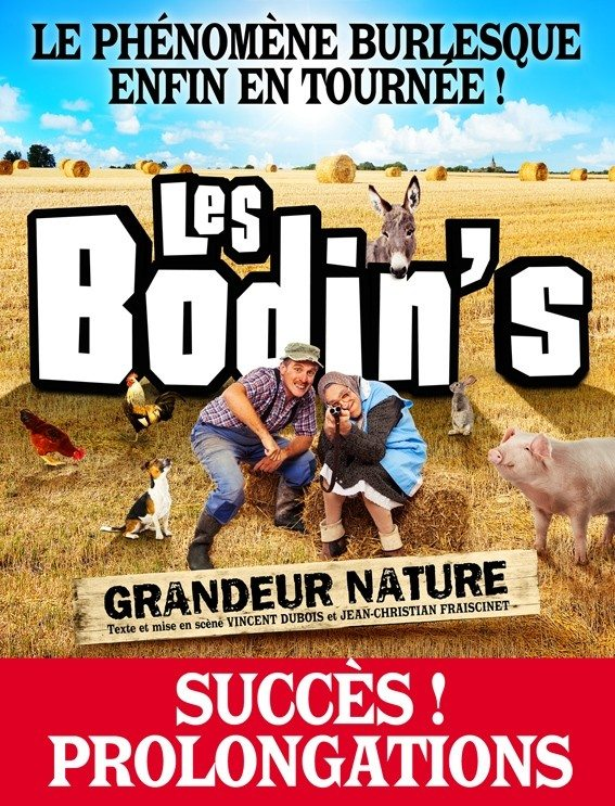 Les Bodin's Grandeur Nature Nantes
