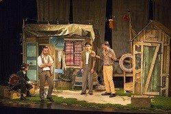 Les Fourberies de Scapin version tsigane - Théâtre 100 Noms Carquefou