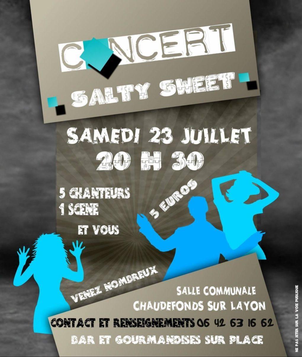 Les Salty Sweet Chaudefonds-sur-Layon