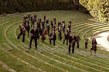 L'orchestre de l'Opéra de Rouen sous la direction d'Antony Hermus Deauville