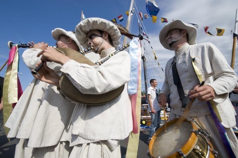 L'orchestre national breton Plomodiern