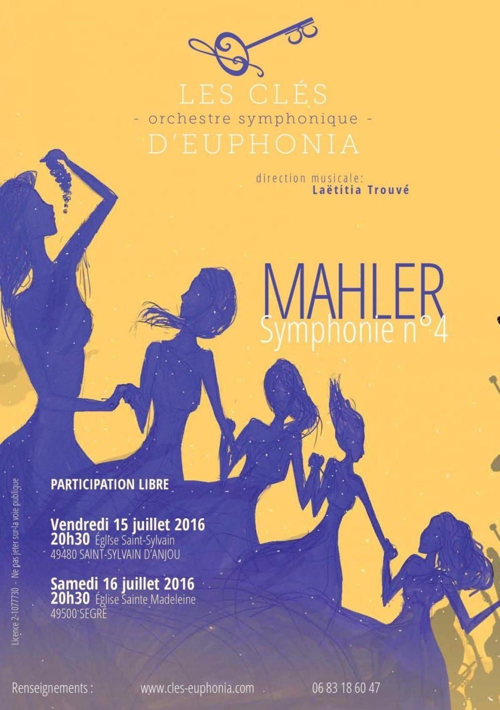 Malher Symphonie n° 4 Segré