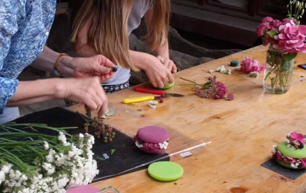 Mardis de l'été initiation au métier de fleuriste Mauges-sur-Loire