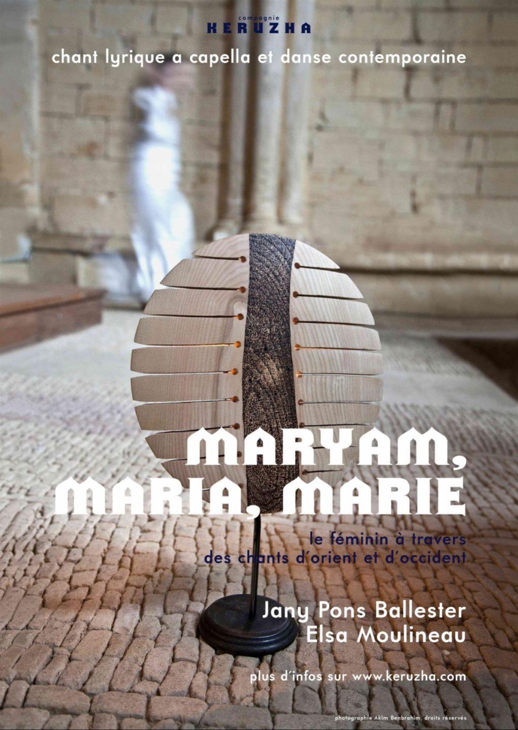 Maryam Maria Marie La Tranche-sur-Mer