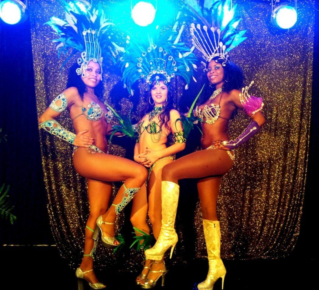 Mercredis de l'été - Show Brasil L'Île-d'Olonne