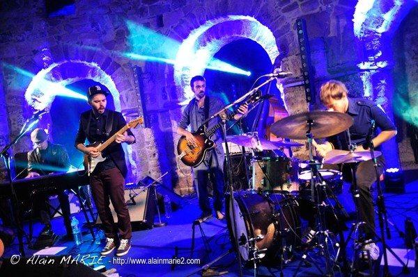 Mixcity concert soul jazz hip-hop La Tranche-sur-Mer