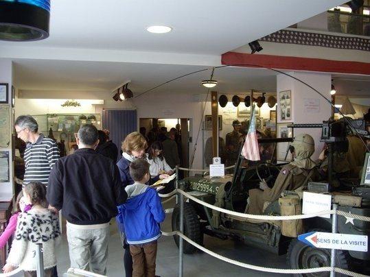 Musée de la 2e Guerre mondiale Roger-Bellon Conlie