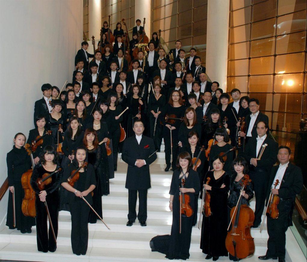 Musique en Côte de Nacre - Orchestre Philharmonique de Wuhan Saint-Aubin-sur-Mer