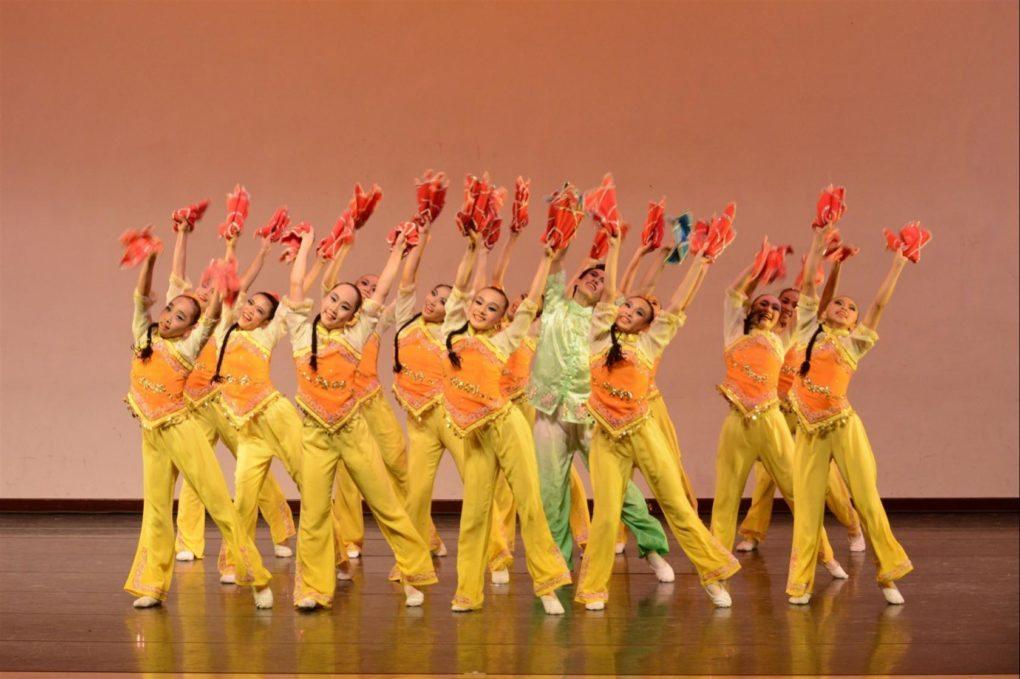 Musiques et danses de Taïwan avec Youth Taipei Dance Theater Châteaulin