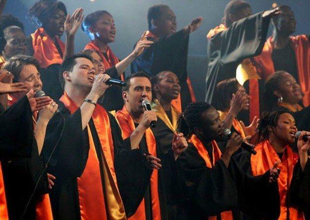 New Gospel Family Jullouville
