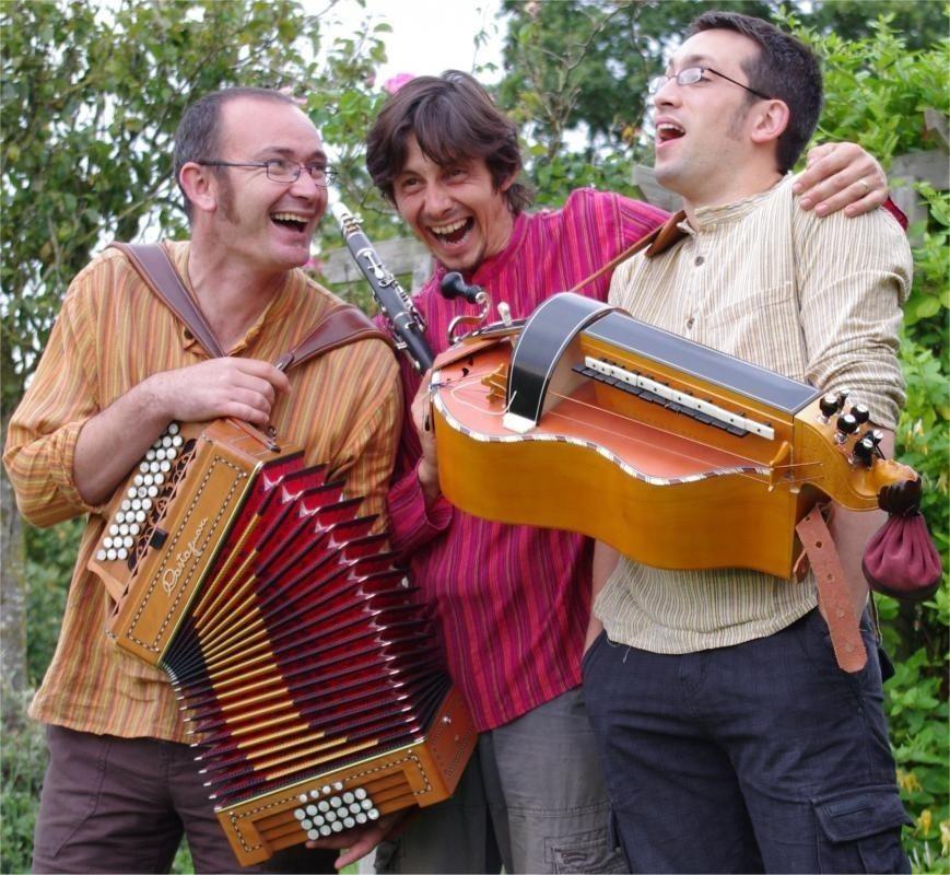 Nocturne au château avec le Trio des Champs Fougères