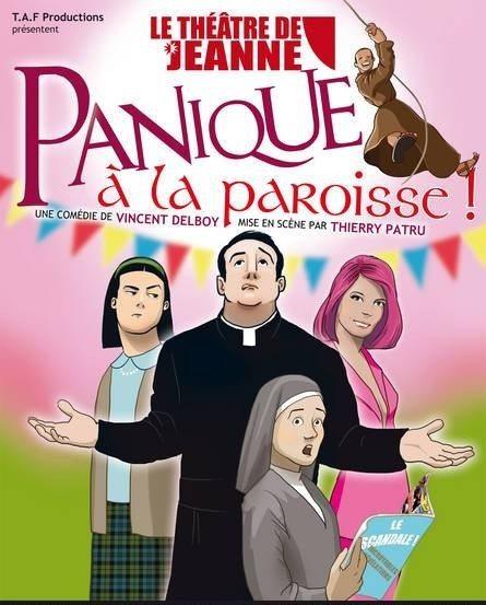 Panique à paroisse ! Nantes