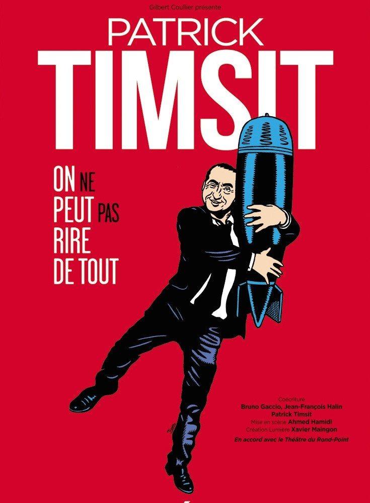 Patrick Timsit Lorient