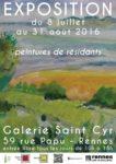 Peinture de résidants Rennes