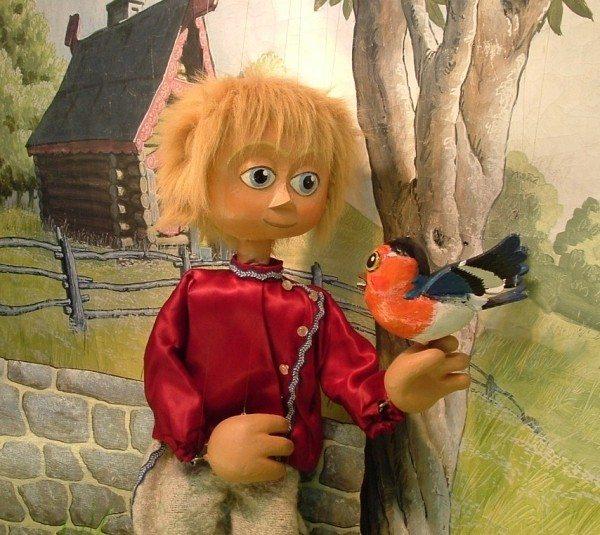 Pierre l'oiseau et loup Nantes