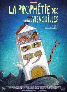 La prophétie des grenouilles cinéma Marmots en plein air Regnéville-sur-Mer