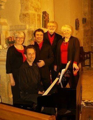Quatuor Vocal Entrenotes Granville