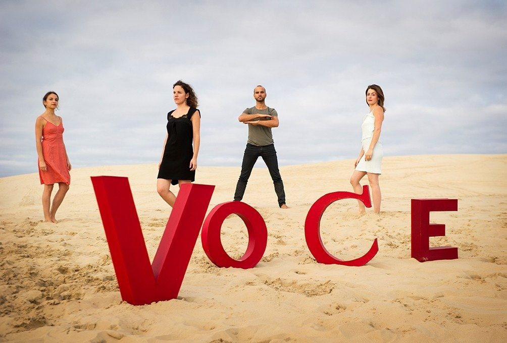 Quatuor Voce La Perrière
