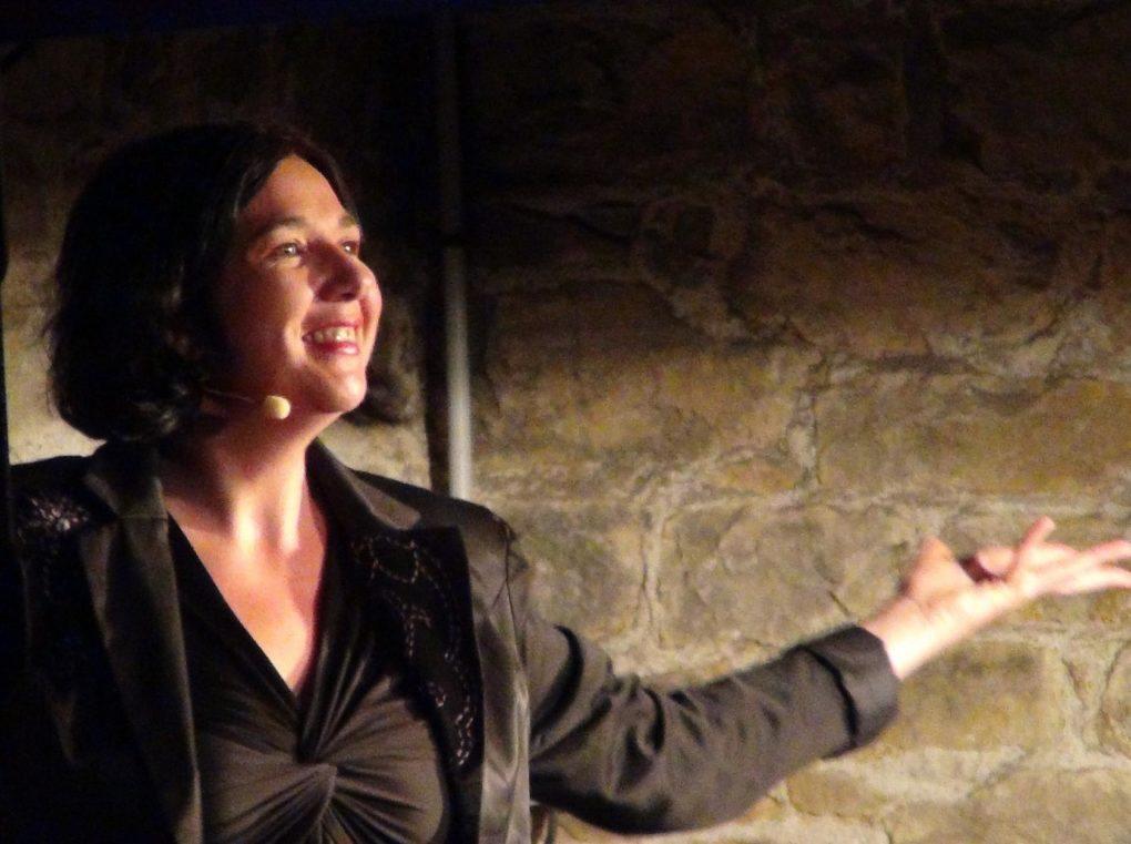 Rémy Cochen et Lisa Troestler Les pierres parlent Fouesnant