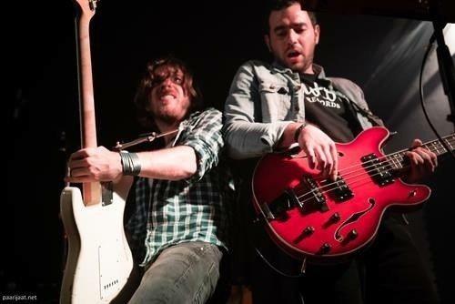 Session folk rock avec Roman et Vinc' Nantes