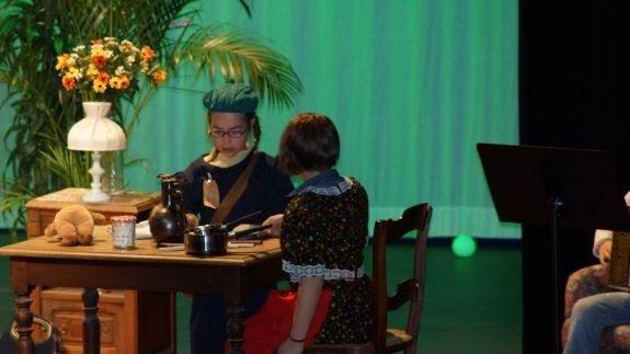 Stage de théâtre Manoir de Squividan Clohars-Fouesnant
