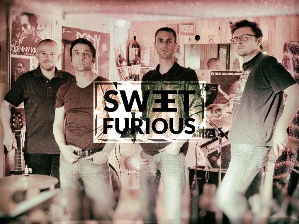 Sweet Furious concert de rock Noyal-Châtillon-sur-Seiche