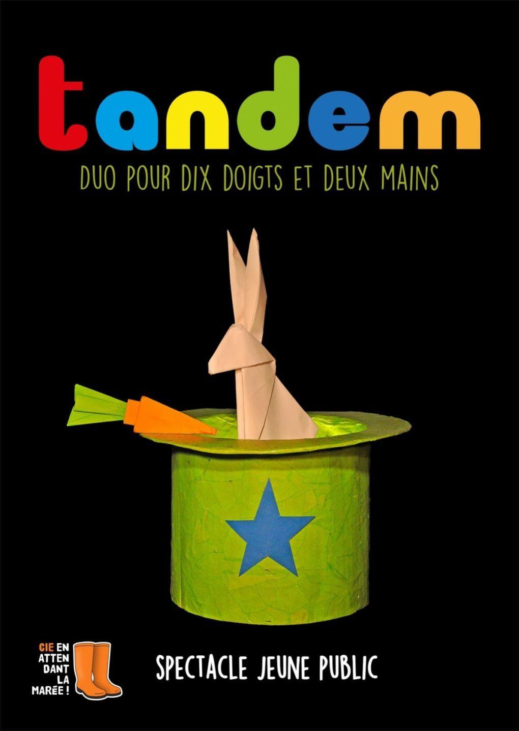 Tandem/Cie en attendant la marée Nantes