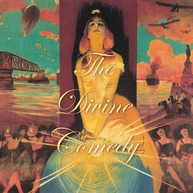 The Divine Comedy et 1re partie Nantes