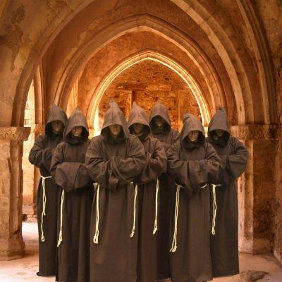 The Gregorian Voices Saint-Gilles-Croix-de-Vie