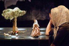 Théâtre d'objets Les Misérables par la Cie Karyatides Carquefou
