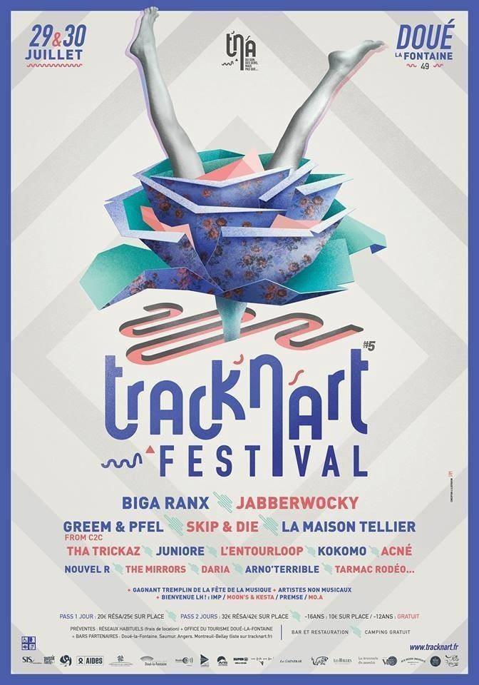 Track'N'Art Festival #5 Doué-la-Fontaine