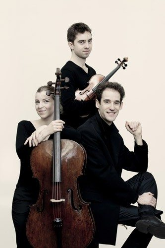 Trio Atanassov Crouttes