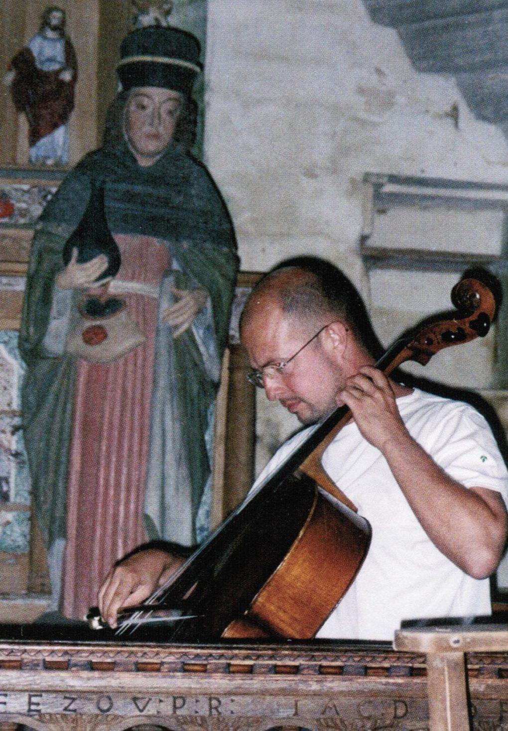 XVIe concert Christoph Saint-Nic