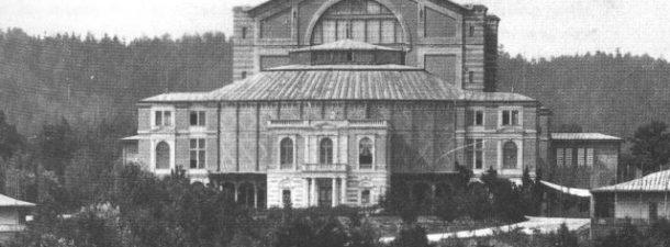 Bayreuth festival Wagner
