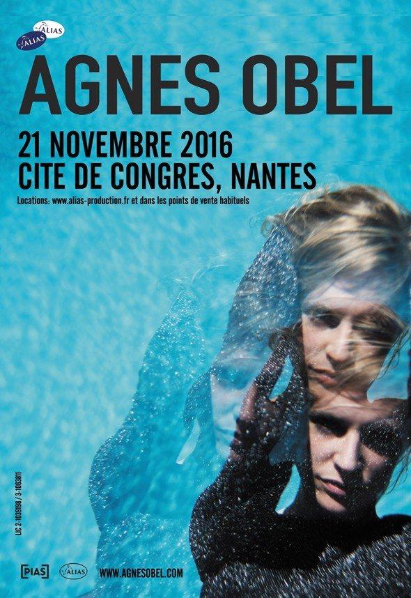 Agnès Obel Nantes