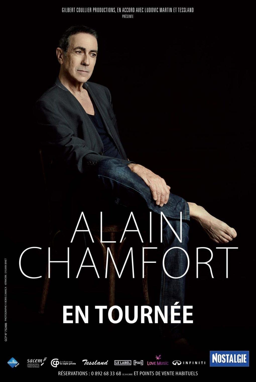 Alain Chamfort Angers