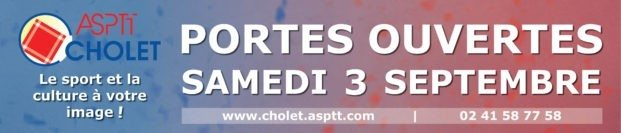 ASPTT Cholet section gym : inscriptions saison 2016-2017 Cholet