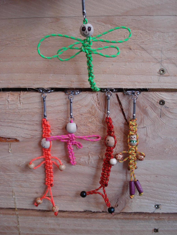 Atelier bijoux et porte-clés en nœuds marins La Turballe