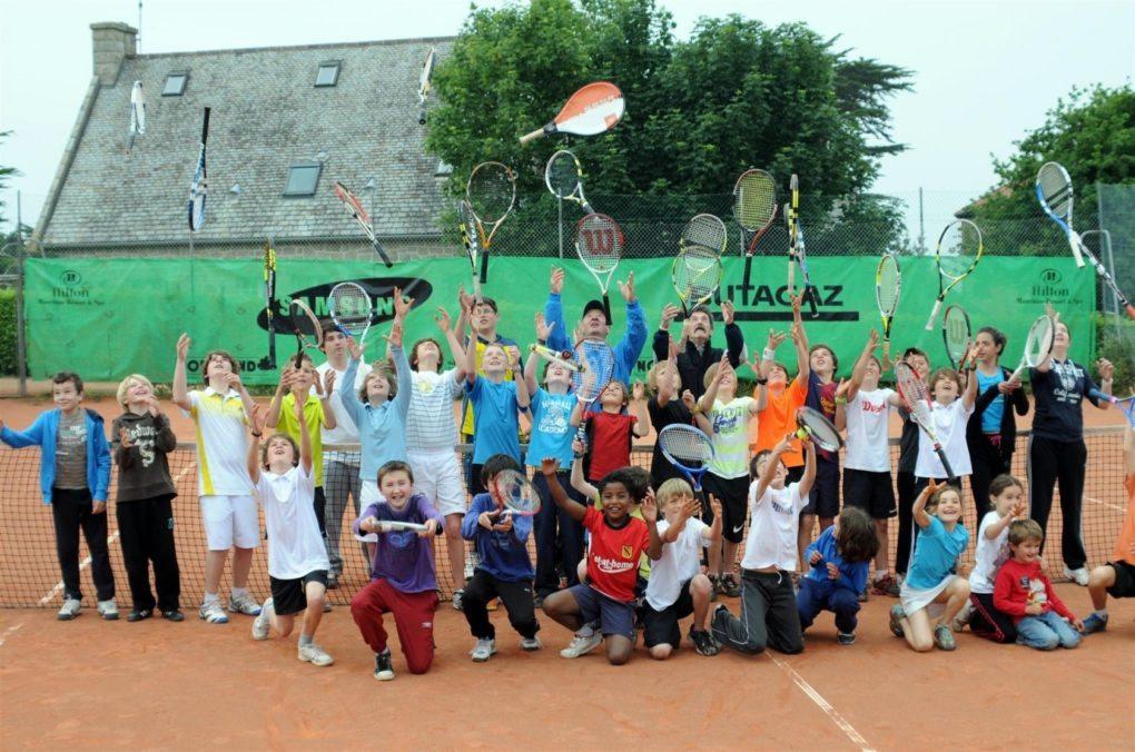 Atelier découverte du tennis Pleumeur-Bodou
